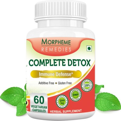 Morpheme Remedies Complete Detox 500 mg