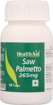 HealthAid Saw Palmetto 265mg