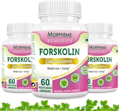 Morpheme Remedies Forskolin 500 mg