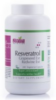Zenith Nutrition Resveratrol Grapeseed Redwine Ext(240 No)