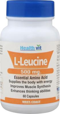 Healthvit L-Leucine
