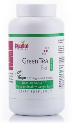 Zenith Nutrition Green Tea Extract - 400mg