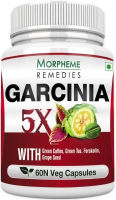 Morpheme Remedies Garcinia 5X 500mg Extract