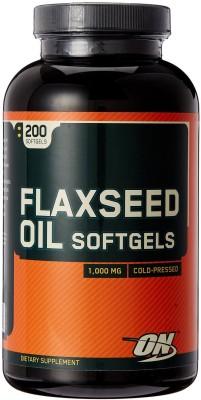 Optimum Nutrition Flaxseed Oil