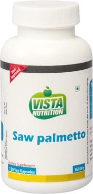 Vista Nutrition Saw Palmetto