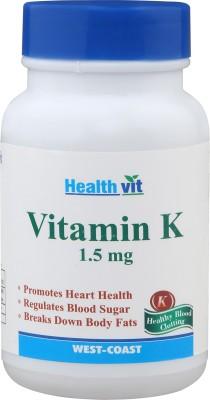 Healthvit Vitamin K