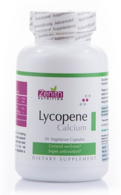 Zenith Nutrition Lycopene With Calcium