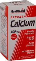 HealthAid Strong Calcium 600mg(60 No)
