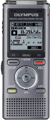 Olympus WS 832 4 GB Voice Recorder