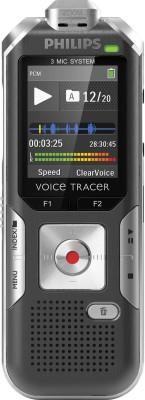 Philips DVT6010 - 8GB 8 GB Voice Recorder(1.77 inch Display)