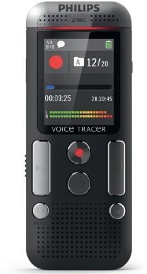 Philips DVT2510 - 8GB 8 GB Voice Recorder(1.77 inch Display)