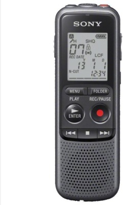 Sony SO-ICD-PX240 4 GB Voice Recorder(0.9 inch Display)