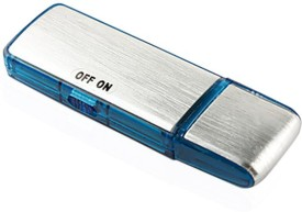 MatLogix V8 Pendrive 4 GB Voice Recorder(0 inch Display)