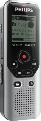 Philips DVT1200 - 4GB 4 GB Voice Recorder(1.77 inch Display)