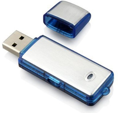 Krazzy Collection Blue 4 GB Voice Recorder(0 inch Display)