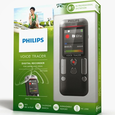 Philips Dvt2500 - 4gb 4 GB Voice Recorder