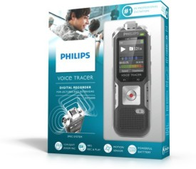 Philips Dvt6000 4 GB Voice Recorder
