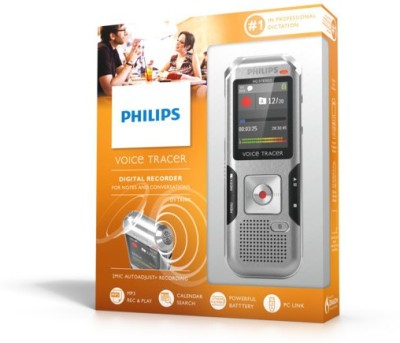 Philips Dvt4000 - Autoadjust 4 GB Voice Recorder