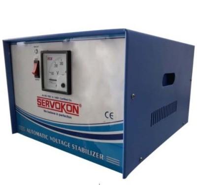 Servokon SK005-140 Automatic Voltage Stabilizer(Blue/White)