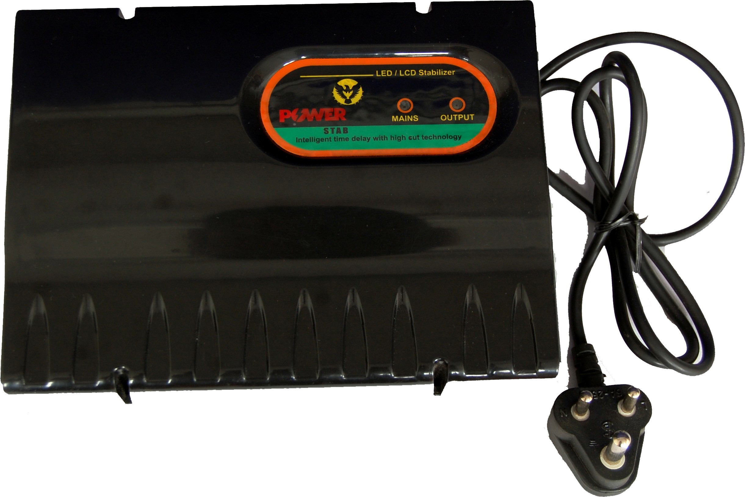 View Power Stab PWS400 voltage stablizers(Black) Home Appliances Price Online(Power Stab)
