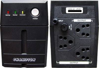 Champion Line Interactive 800VA Stabilizer + UPS