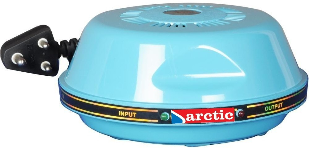 View Arctic iAVS 100RBlue Voltage Stabilizer(Light Blue) Home Appliances Price Online(Arctic)