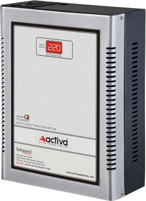 ACTIVA 4 KVA /110-290V ( DIGITAL ) AC VOLTAGE STABILIZER