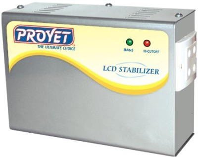 Proyet LCD TV Voltage Stabilizer