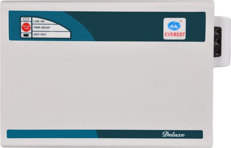Everest EW 400 DELUX Voltage Stabilizer(White)