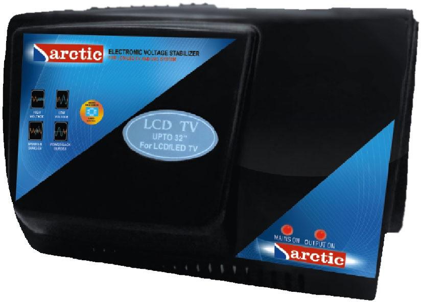 View Arctic iAVS 120 Voltage Stabilizer(Black)  Price Online