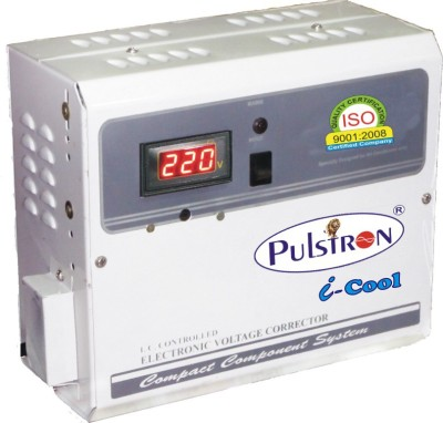 Pulstron PTI-E4170 4 KVA Air Conditioner Voltage Stabilizer