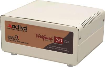 Activa 0.5KVA/90-300V Digital Refrigerator Voltage Stabilizer