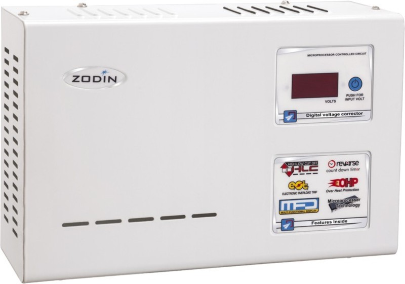 Zodin Dvr-404 Voltage Stabilizer
