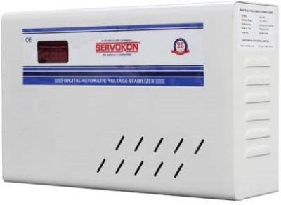 Servokon SS4130 AC Voltage Stabilizer(White)