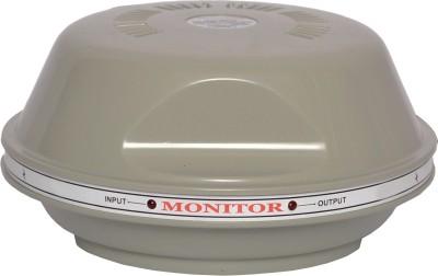Monitor TV ROUND Voltage Stabilizer(Grey)