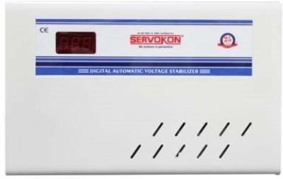 Servokon SS5130 AC Voltage Stabilizer(White)