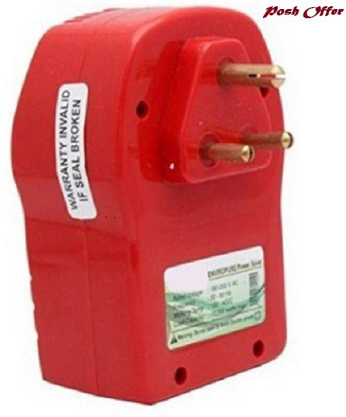 View POSH OFFER POPS0127 Power Saver(Red) Home Appliances Price Online(POSH OFFER)
