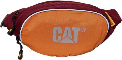 CAT Lava Waist Bag(Maroon/Orange)