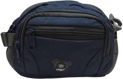 Donex 6504 Sling cum waist bag(Blue)