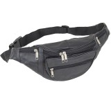 LeWIS SUN Waist Bag (Black)