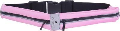CHKOKKO Expandable Sports GYM Running Dual Pocket Belt Waist Bag