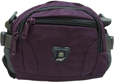 Donex 6504 Sling cum waist bag(Violet)