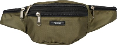 Aoking Green Travel Waist Pouch