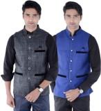 shivam Garments Solid, Solid Men's Waist...