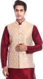 Tag 7 Rajwada Embellished Men's Waistcoa...