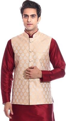 TAG 7 Rajwada Embellished Men's Waistcoat