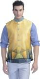 Luxurazi Printed Men's Waistcoat