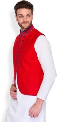 Raymond Home Solid Men's Waistcoat