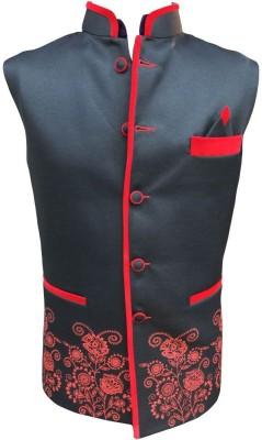Fellows International Solid Men's Waistcoat