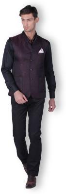 THE IMPERIAL INDIA COMPANY Self Design Men's Waistcoat